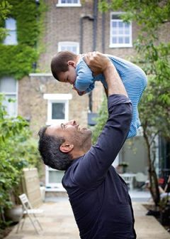 Yotam Ottolenghi with son_b